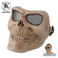 Airsoft Game Facemask Skull